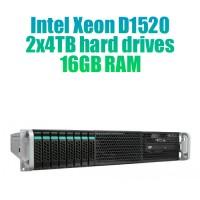 Dedicated server D1520-2