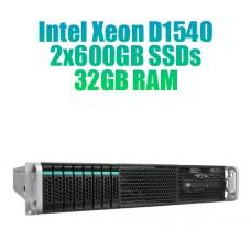 Read More, Dedicated server D1540-3