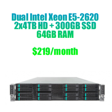 Read More, Dedicated server DE52620-3