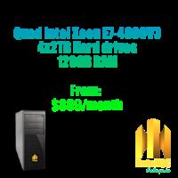 Dedicated server QXE74800-1