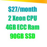 DataNOC VPS Server CS3-SSD