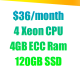 VPS Server CS4-SSD