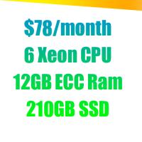 DataNOC VPS Server CS6-SSD