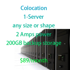 Read More, Colocation Colo1-1