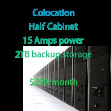 Colocation-Half-Cabinet