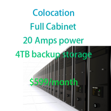 Read More, Colocation-Full-Cabinet