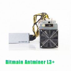 Colocation Bitmain Antminer L3+