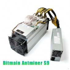 Colocation Bitmain Antminer S9