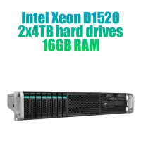 Read More, Dedicated server D1520-2