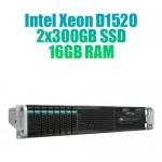 Dedicated server D1520-3