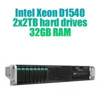 Read More, Dedicated server D1540-1