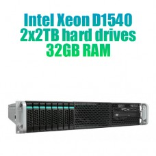 Read More, Dedicated server D1540-1