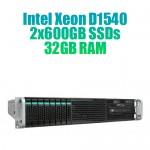 Dedicated server D1540-3
