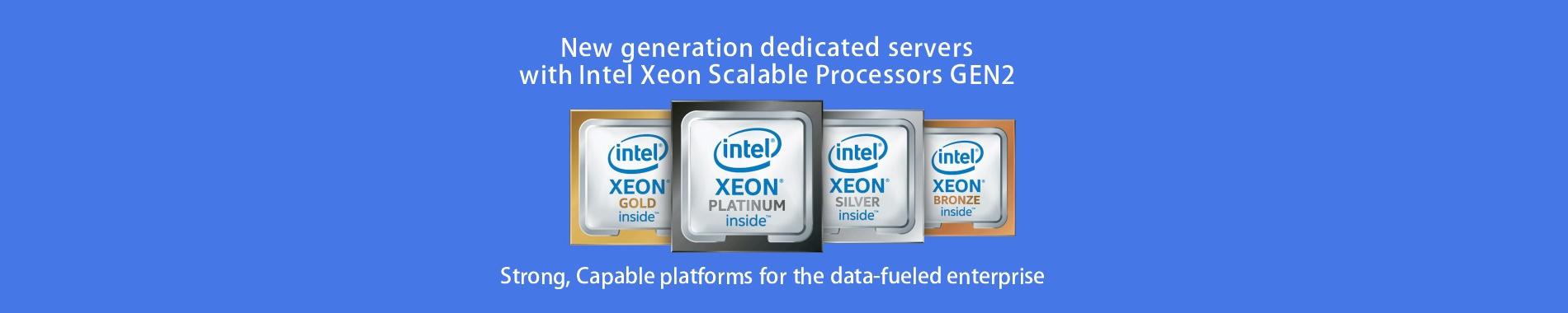 Datanoc scalable dedicated servers