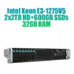 Dedicated Server E31275V5-3