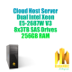 Dedicated Cloud Host Server CHE52687WV3