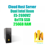 Dedicated Cloud Host Server CHE52690-1