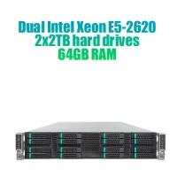 Dedicated server DE52620-1