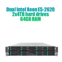 Read More, Dedicated server DE52620-2