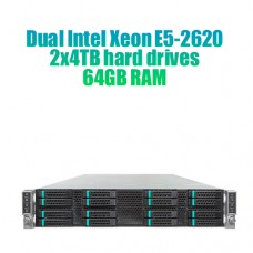 Read More, DataNOC Dedicated server DE52620-2