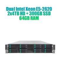 Dedicated server DE52620-3