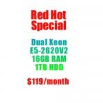 Dedicated Server DE52620V2-Special