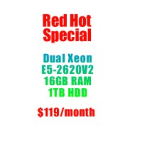 Read More, Dedicated Server DE52620V2-Special