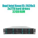 Dedicated server DE52620V3-1