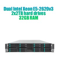 Read More, Dedicated server DE52620V3-1
