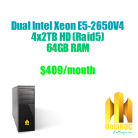 Read More, Dedicated server DE52650V4-3