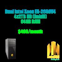 Dedicated server DE52650V4-3