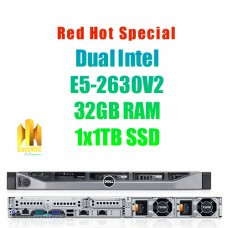 DataNOC Dedicated Server DE52630V2