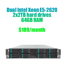 Read More, Dedicated server DE52620-1