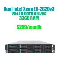 Read More, Dedicated server DE52620V3-2