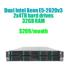 DataNOC Dedicated server DE52620V3-2