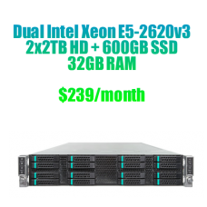 DataNOC Dedicated server DE52620V3-3