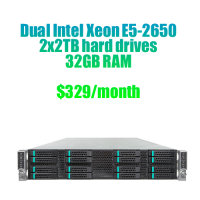 Read More, Dedicated server DE52650-1