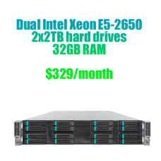 DataNOC Dedicated server DE52650-1