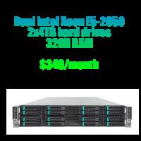 Read More, Dedicated server DE52650-2