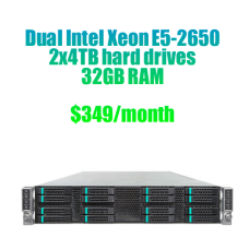 DataNOC Dedicated server DE52650-2