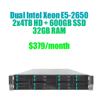 Read More, Dedicated server DE52650-3