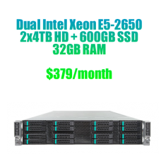 DataNOC Dedicated server DE52650-3