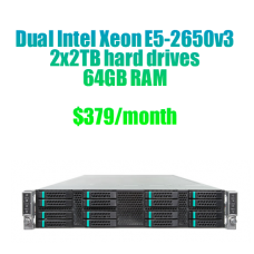 DataNOC Dedicated server DE52650V3-1