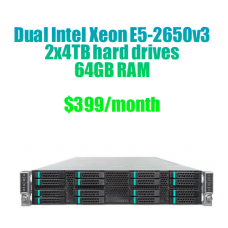 DataNOC Dedicated server DE52650V3-2