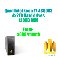 DataNOC Dedicated server QXE74800-1