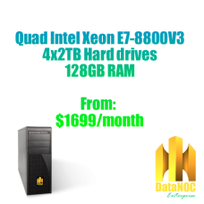 DataNOC Dedicated server QXE78800-1