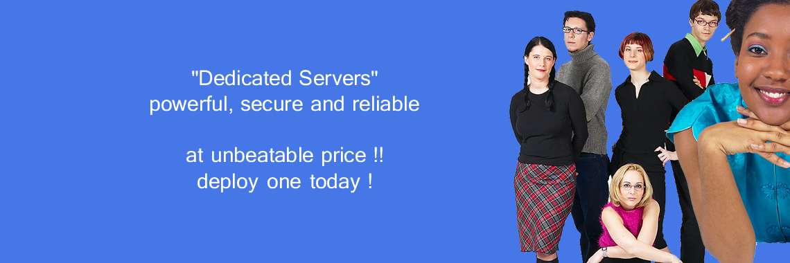 Datanoc Dedicated servers