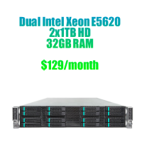 Read More, Dedicated Server DE5620-1