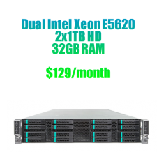 DataNOC Dedicated server DE5620-1